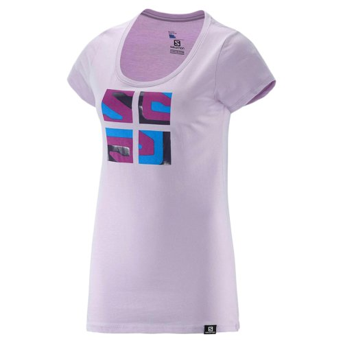 �������� Salomon WARHOL SS COTTON TEE W