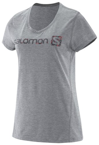 Футболка Salomon ELEVATE SS TECH TEE W