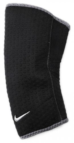 Рукав на локоть Nike ELBOW SLEEVE L BLACK/DARK CHARCOAL
