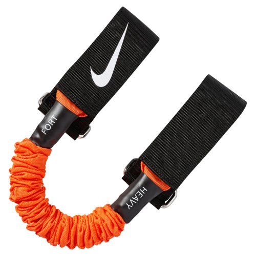 �������� Nike LATERAL RESISTANCE BANDS - HEAVY BLACK/TOTAL ORANGE/WHITE