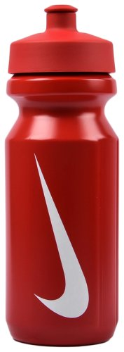 Бутылка Nike BIG MOUTH WATER BOTTLE 22OZ SPORT RED/SPORT RED/WHITE