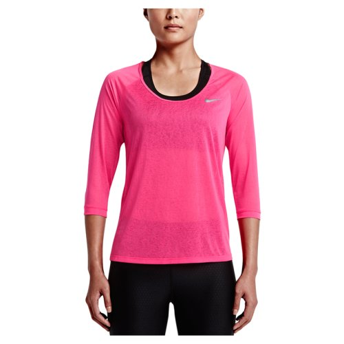 Футболка NIKE DF COOL BREEZE 3/4 SLEEVE