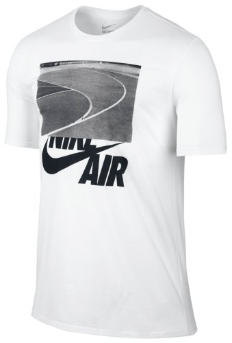 Футболка NIKE AIR SPLIT COURT TEE