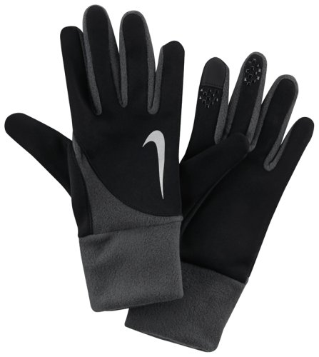 �������� ��� ���� NIKE MENS ELEMENT THERMAL RUN GLOVES M BLACK/ANTHRACITE