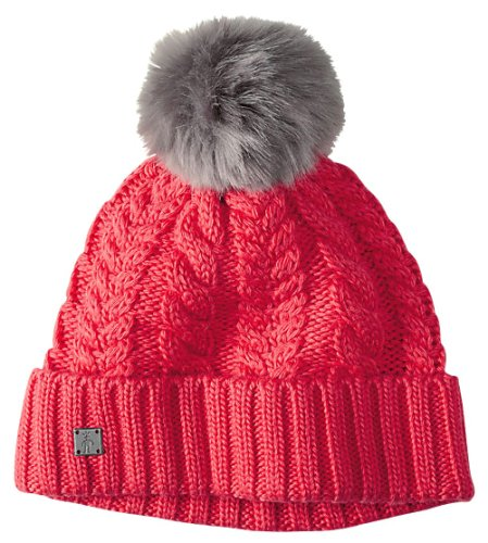 Шапка SMARTWOOL Ski Town Hat hibiscus