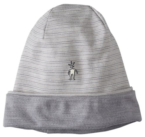 Шапка SMARTWOOL NTS Mid 250 Reversible Pattern Cuffed Beanie natural/light gray