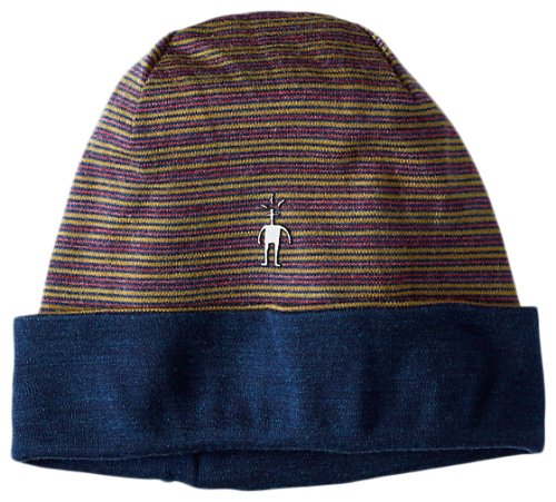 Шапка SMARTWOOL NTS Mid 250 Reversible Pattern Cuffed Beanie sunglow htr