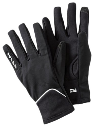 Перчатки SMARTWOOL Phd HyFi Wind Training Gloves black