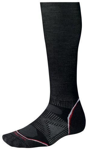 Носки SMARTWOOL PhD Ski Graduated Compression Light black