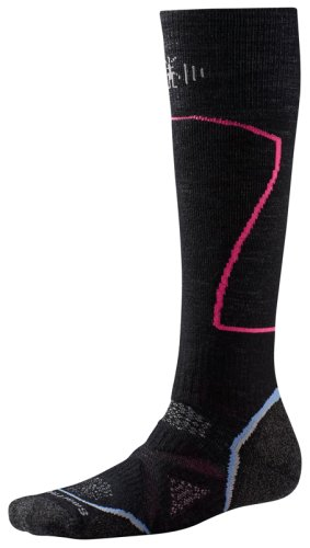 Носки SMARTWOOL Women's PhD Ski Medium оски black