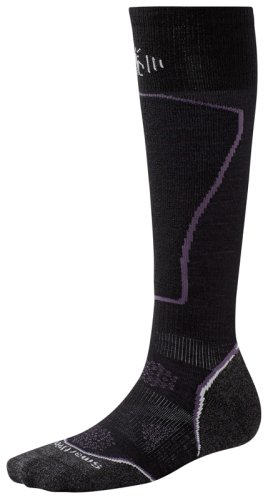 ����� SMARTWOOL Women's PhD Ski Light black