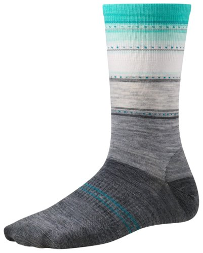 ����� SMARTWOOL Sulawesi Stripe light gray heather