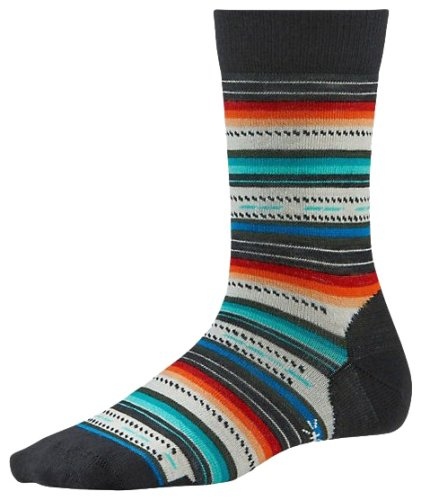 ����� SMARTWOOL Margarita black multi stripe