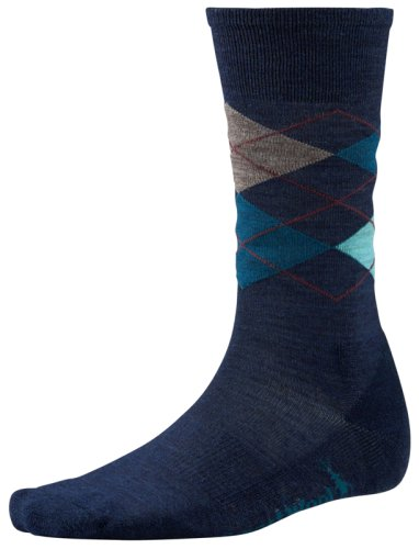 ����� SMARTWOOL Diamond Jim deep navy/deep sea
