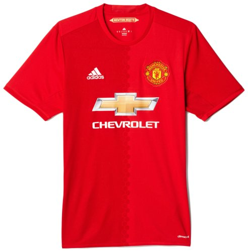 Футболка Adidas MANCHESTER UNITED FC HOME REPLICA JERSEY