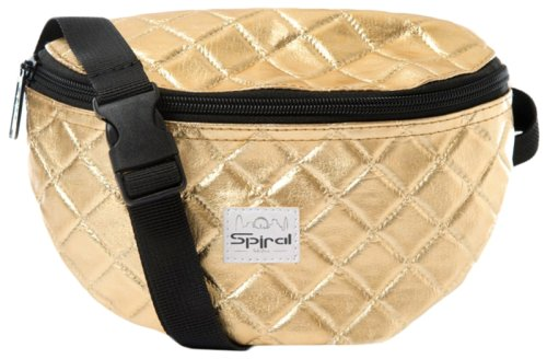 Сумка SPIRAL Harvard Quilted Gold