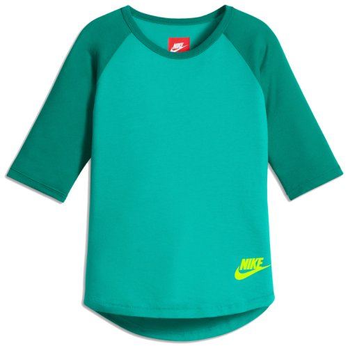 Толстовка Nike G NSW TOP 3QT SLEEVE