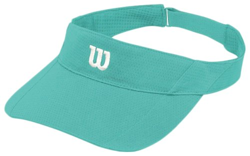 Козырек Wilson Rush Knit Visor Ultralight Ablue OSFA SS16