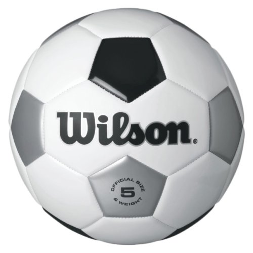 ��� ���������� Wilson TRADITIONAL WH/BL/SI SZ5 SS16