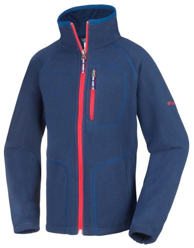 Флис Columbia Fast Trek II Full Zip Boys Knitted Jacket