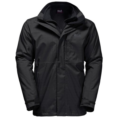 Куртка 3 в 1 Jack Wolfskin BLACK RANGE 3IN1