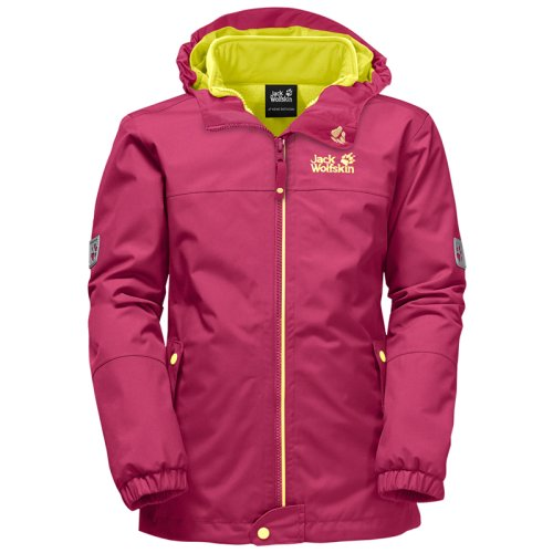 Куртка 3 в 1 Jack Wolfskin  ICELAND 3IN1 GIRLS