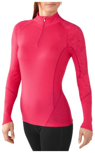 ���������� (����) SMARTWOOL Women's NTS Light 195 Printed Zip T