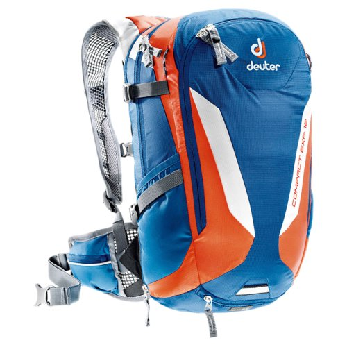 Рюкзак  Deuter Compact EXP steel-papaya