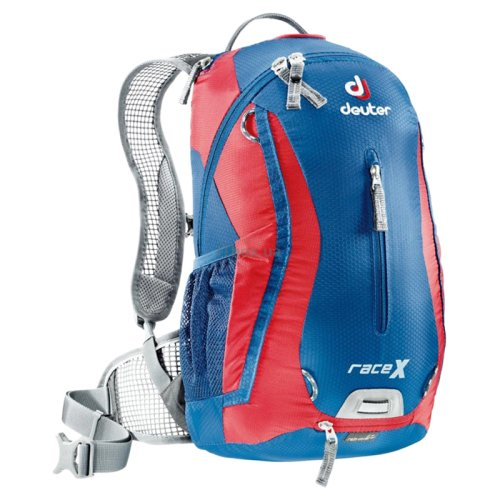 Рюкзак  Deuter Race steel-fire