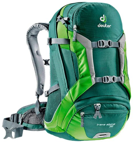Рюкзак  Deuter Trans Alpine forest-kiwi