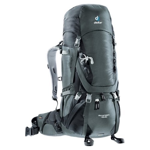 Рюкзак  Deuter Aircontact granite-black