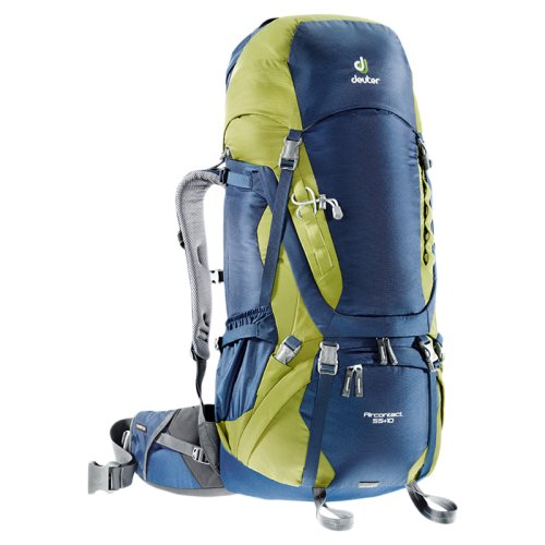 Рюкзак  Deuter Aircontact midnight-moss