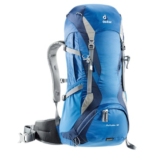 ������  Deuter Futura steel-navy