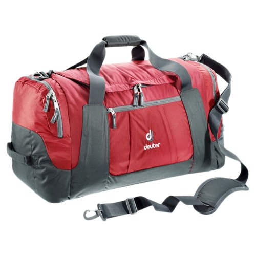 Сумка дорожная Deuter Relay cranberry-granite