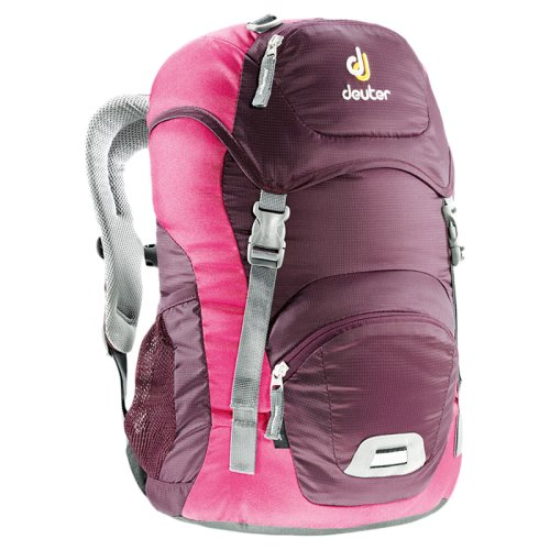 Рюкзак  Deuter Junior aubergine-magenta