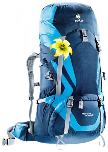 Рюкзак Deuter ACT Lite midnight-turquoise