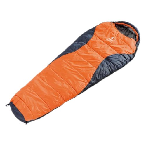 Спальник левый Deuter Dream Lite sun orange-midnight