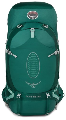 Рюкзак  Osprey Aura AG 65 Rainforest Green