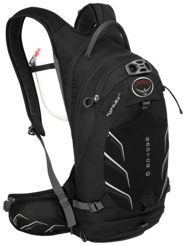 Рюкзак  Osprey Raptor 10 Black