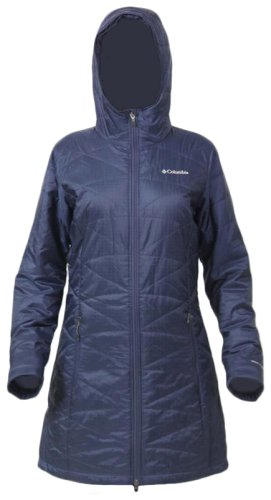 Полупальто Columbia Mighty Lite Hooded Jacket Women's Long Jacket