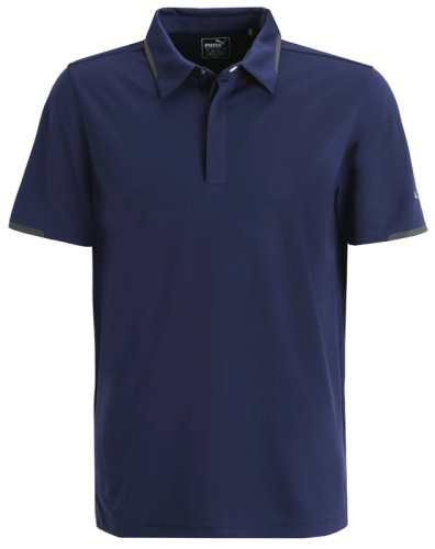 ���� Puma SS Tailored Snap Polo
