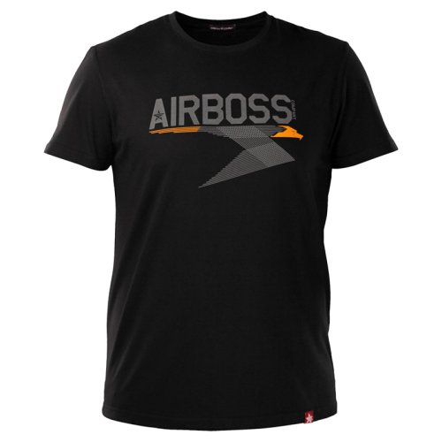 Футболка Airboss Metal Eagle Tee