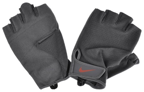 Перчатки для тренинга NIKE MENS CHAOS TRAINING GLOVES L DARK GREYTEAM ORANGE