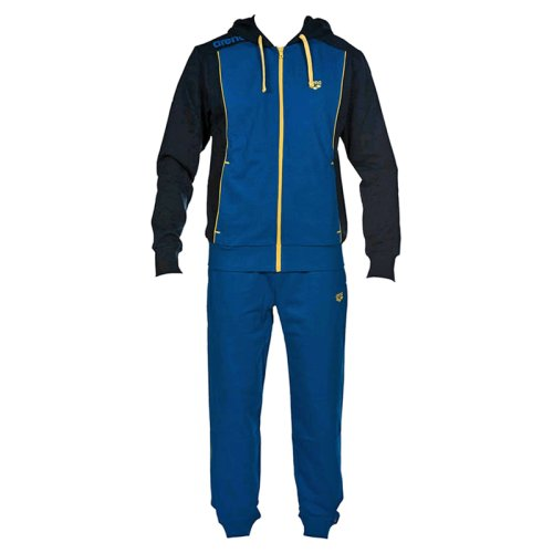 Костюм спортивный Arena M ESSENCE HOODED F/Z TRACKSUIT