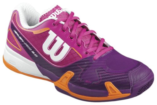 Кроссовки для тенниса Wilson ldy RUSH PRO 2.0 Clay Court PINK SS16
