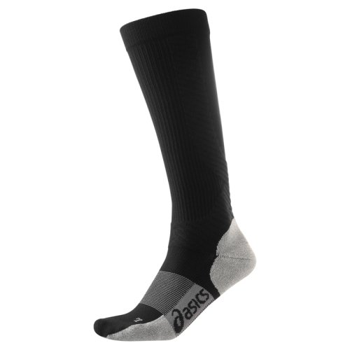 ����� Asics COMPRESSION SUPPORT SOCK GRY/BLK U FW16-17