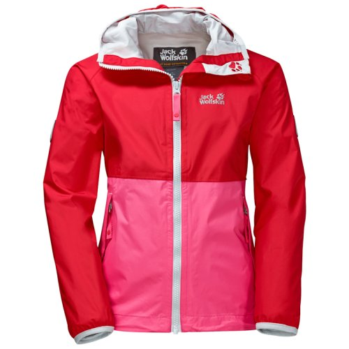 Дождевик Jack Wolfskin RAINY DAYS GIRLS