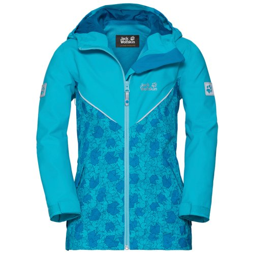 Ветровка Jack Wolfskin FORREST LEAF JACKET GIRLS