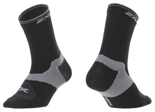 Велоноски 2XU RACING CYCLE VECTR QTR SOCK