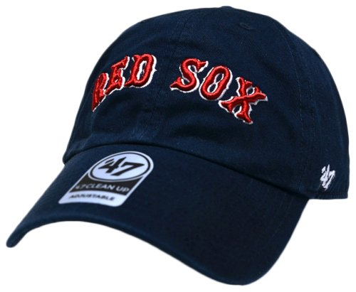 Кепка 47 Brand RED SOX CLEAN UP